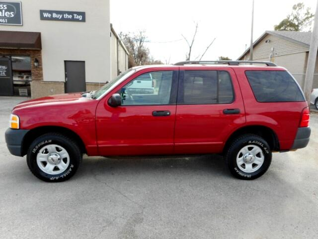 2003 Ford Explorer XLS 4.0L 2WD