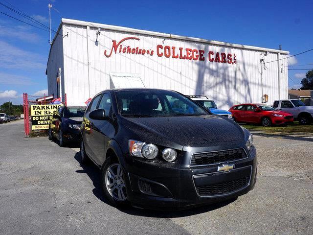 2015 Chevrolet Sonic LT Auto 5-Door