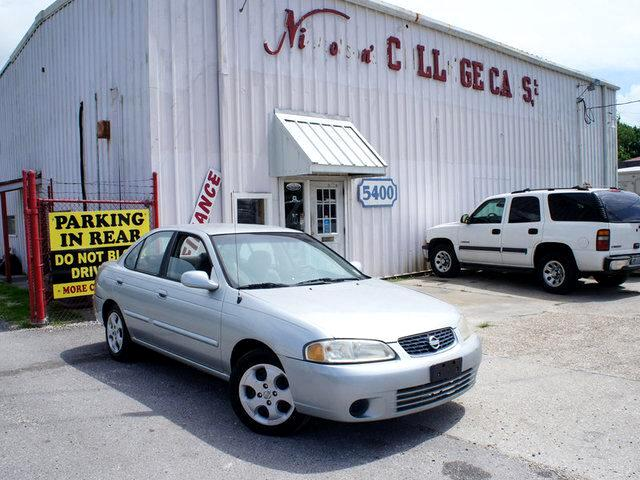 2003 Nissan Sentra EXCELLENT FINANCING PROGRAMS FOR EVERYONE GIVE US A CALL OR APPLY ONLINE WE TAK