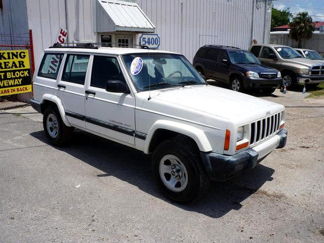 2001 Jeep Cherokee EXCELLENT FINANCING PROGRAMS FOR EVERYONE GIVE US A CALL OR APPLY ONLINE WE TAK