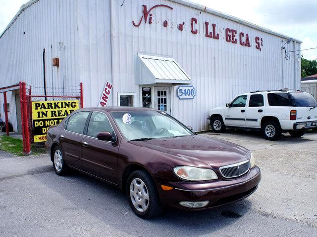 2000 Infiniti I30 DO YOU HAVE A JOB ARE YOU OVER 18 DO YOU HAVE AN ID WELL AS LONG AS YOU CAN A