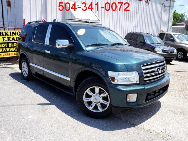 2005 Infiniti QX56 Visit Nicholsons College Cars online at wwwnicholsoncarscom to see more pictur