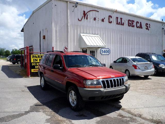 2002 Jeep Grand Cherokee Visit Nicholsons College Cars online at wwwnicholsoncarscom to see more
