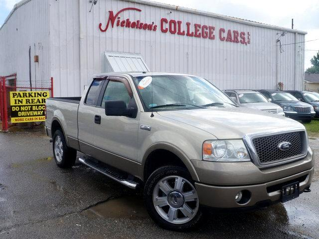 2006 Ford F-150 Visit Nicholsons College Cars online at wwwnicholsoncarscom to see more pictures