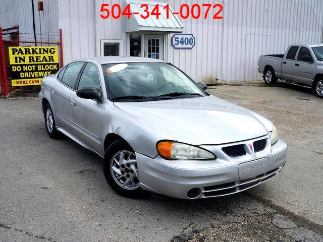 2004 Pontiac Grand Am Visit Nicholsons College Cars online at wwwnicholsoncarscom to see more pic