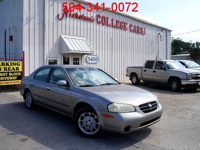 2001 Nissan Maxima Visit Nicholsons College Cars online at wwwnicholsoncarscom to see more pictur