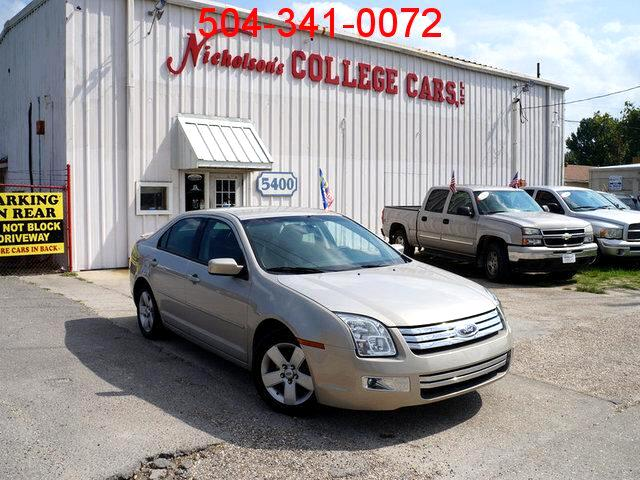 2009 Ford Fusion Visit Nicholsons College Cars online at wwwnicholsoncarscom to see more pictures