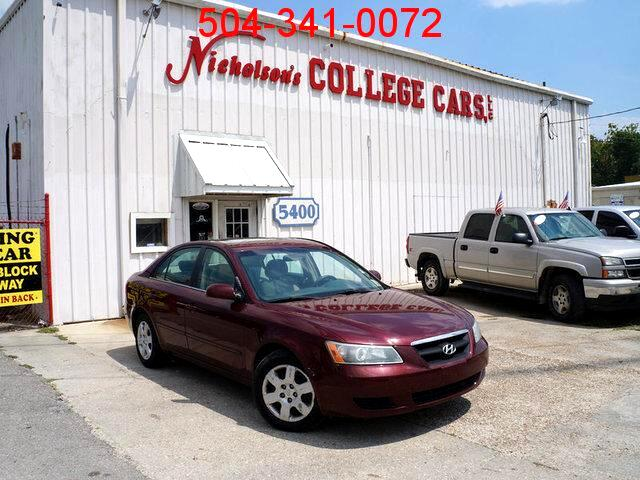 2008 Hyundai Sonata Visit Nicholsons College Cars online at wwwnicholsoncarscom to see more pictu