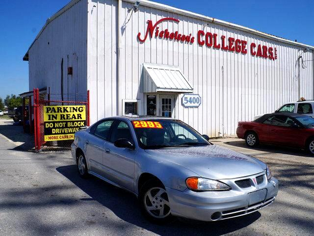 2005 Pontiac Grand Am Visit Nicholsons College Cars online at wwwnicholsoncarscom to see more pic