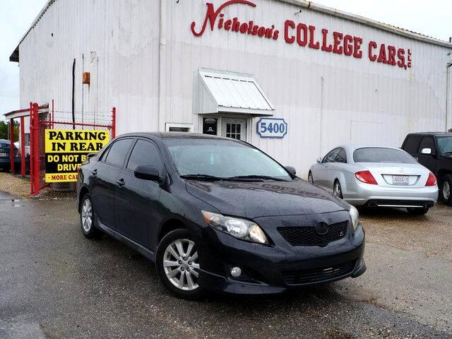2009 Toyota Corolla Visit Nicholsons College Cars online at wwwnicholsoncarscom to see more pictu