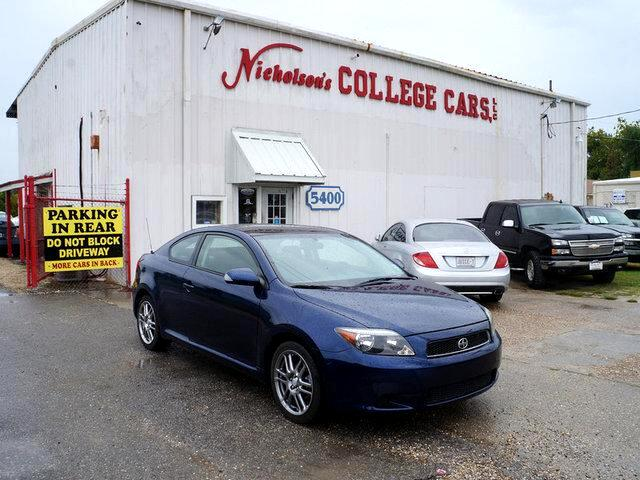 2005 Scion tC Visit Nicholsons College Cars online at wwwnicholsoncarscom to see more pictures of