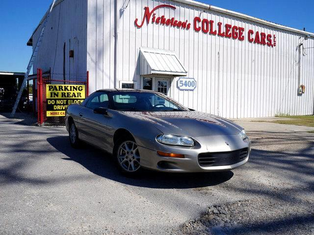 2002 Chevrolet Camaro Visit Nicholsons College Cars online at wwwnicholsoncarscom to see more pic