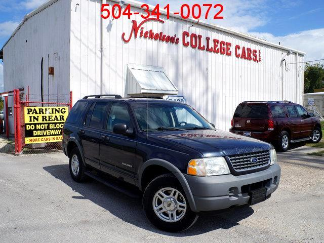2002 Ford Explorer Visit Nicholsons College Cars online at wwwnicholsoncarscom to see more pictur