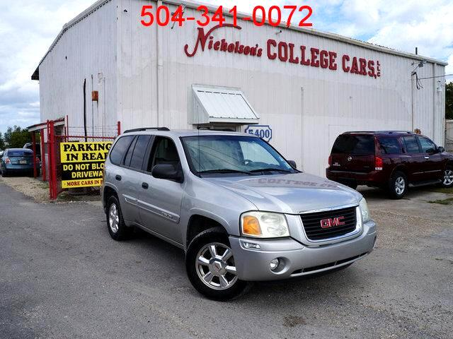 2004 GMC Envoy Visit Nicholsons College Cars online at wwwnicholsoncarscom to see more pictures o