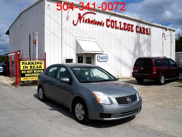 2007 Nissan Sentra Visit Nicholsons College Cars online at wwwnicholsoncarscom to see more pictur