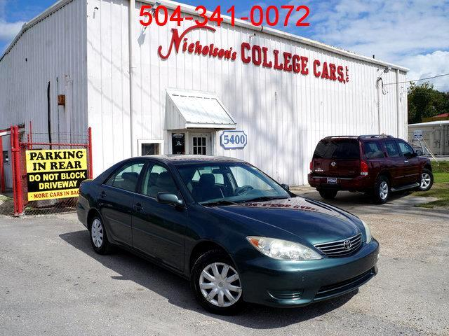 2005 Toyota Camry Visit Nicholsons College Cars online at wwwnicholsoncarscom to see more picture