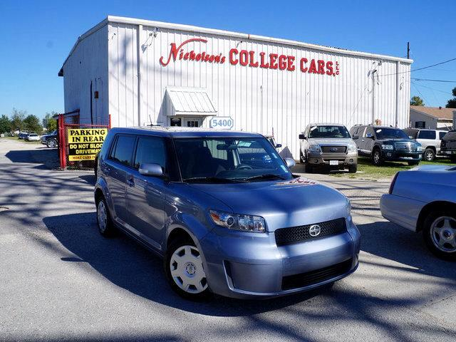 2010 Scion xB Visit Nicholsons College Cars online at wwwnicholsoncarscom to see more pictures of