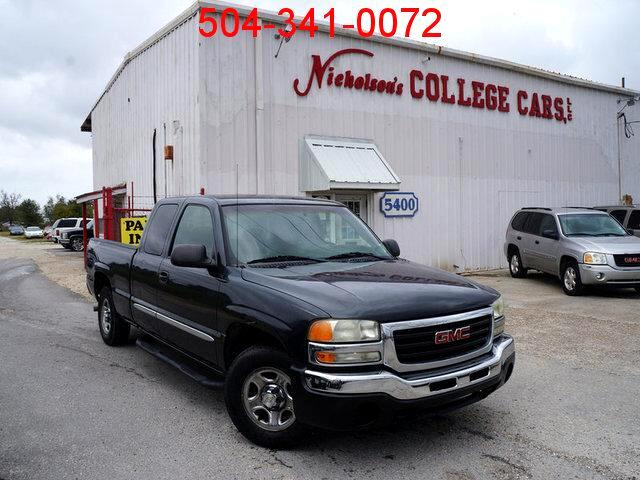 2003 GMC Sierra Visit Nicholsons College Cars online at wwwnicholsoncarscom to see more pictures