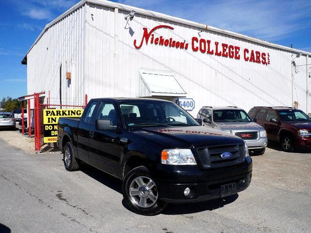 2008 Ford F-150 Visit Nicholsons College Cars online at wwwnicholsoncarscom to see more pictures