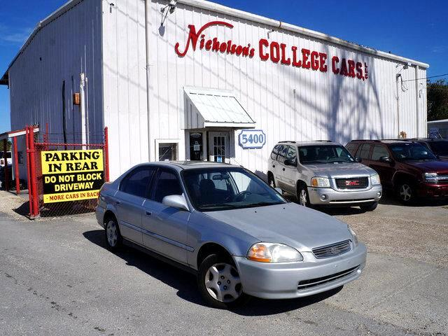 1998 Honda Civic Visit Nicholsons College Cars online at wwwnicholsoncarscom to see more pictures