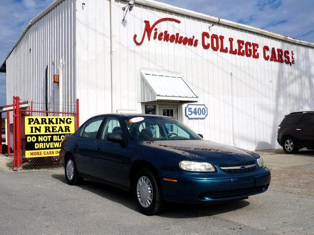 2003 Chevrolet Malibu Visit Nicholsons College Cars online at wwwnicholsoncarscom to see more pic