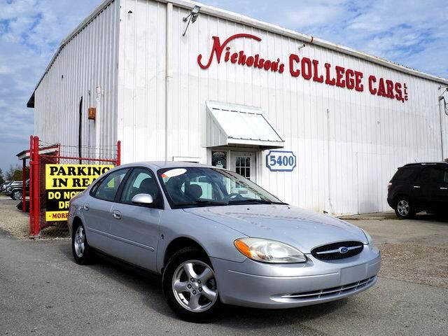 2002 Ford Taurus Visit Nicholsons College Cars online at wwwnicholsoncarscom to see more pictures