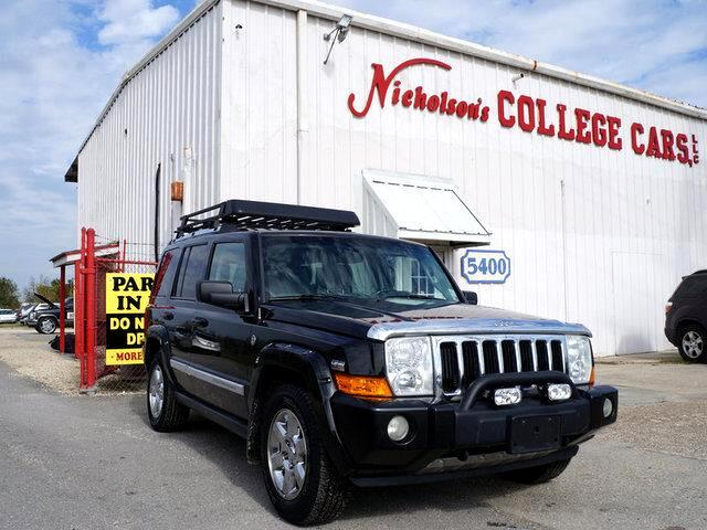 2006 Jeep Commander Visit Nicholsons College Cars online at wwwnicholsoncarscom to see more pictu