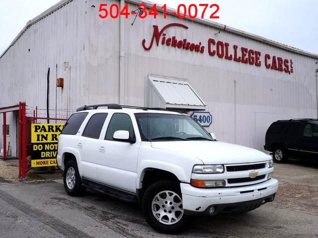 2005 Chevrolet Tahoe Visit Nicholsons College Cars online at wwwnicholsoncarscom to see more pict