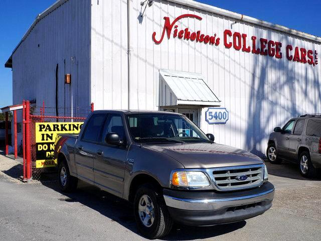 2003 Ford F-150 Visit Nicholsons College Cars online at wwwnicholsoncarscom to see more pictures