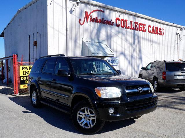2005 Toyota Sequoia Visit Nicholsons College Cars online at wwwnicholsoncarscom to see more pictu