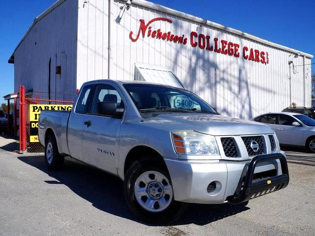 2005 Nissan Titan Visit Nicholsons College Cars online at wwwnicholsoncarscom to see more picture