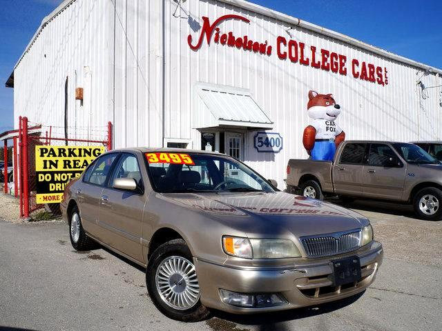 1997 Infiniti I30 Visit Nicholsons College Cars online at wwwnicholsoncarscom to see more picture