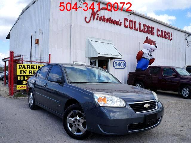 2008 Chevrolet Malibu Visit Nicholsons College Cars online at wwwnicholsoncarscom to see more pic