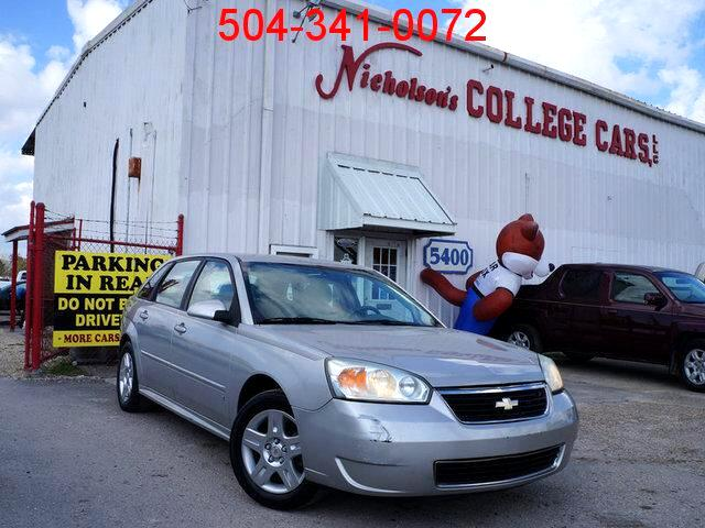 2007 Chevrolet Malibu Visit Nicholsons College Cars online at wwwnicholsoncarscom to see more pic