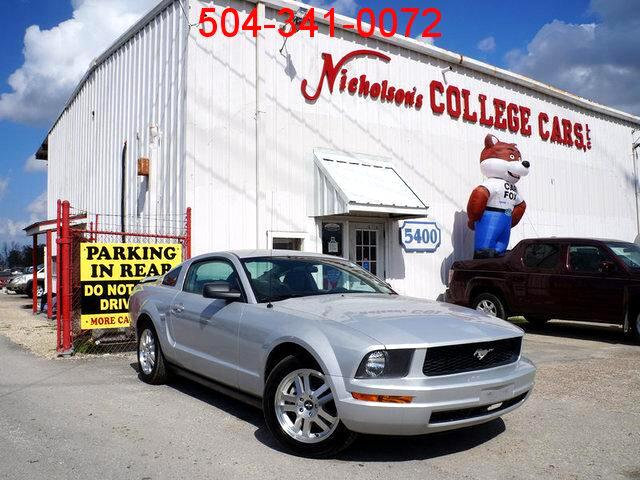 2007 Ford Mustang Visit Nicholsons College Cars online at wwwnicholsoncarscom to see more picture