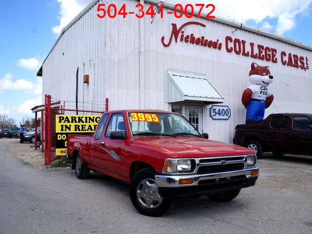 1993 Toyota Pickup Visit Nicholsons College Cars online at wwwnicholsoncarscom to see more pictur