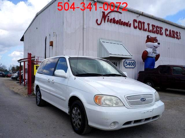 2005 Kia Sedona Visit Nicholsons College Cars online at wwwnicholsoncarscom to see more pictures