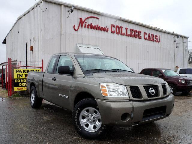 2006 Nissan Titan Visit Nicholsons College Cars online at wwwnicholsoncarscom to see more picture