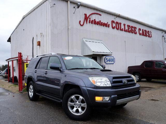 2005 Toyota 4Runner Visit Nicholsons College Cars online at wwwnicholsoncarscom to see more pictu