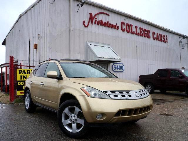 2004 Nissan Murano Visit Nicholsons College Cars online at wwwnicholsoncarscom to see more pictur