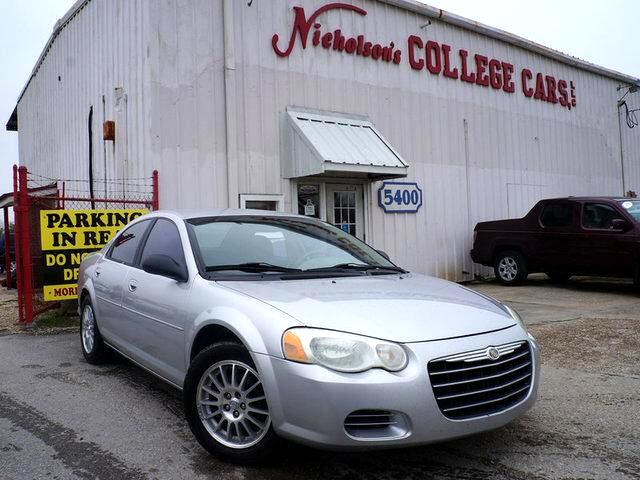 2005 Chrysler Sebring Visit Nicholsons College Cars online at wwwnicholsoncarscom to see more pic