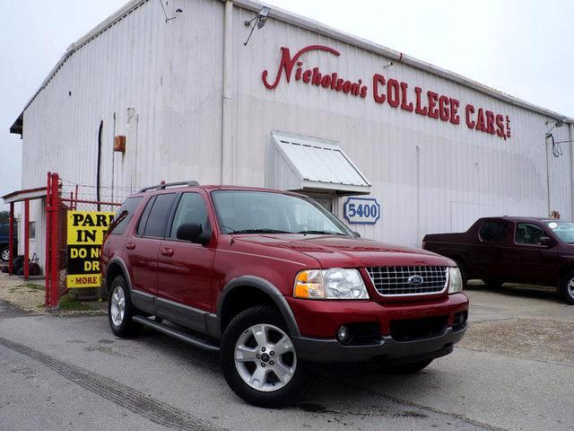 2003 Ford Explorer Visit Nicholsons College Cars online at wwwnicholsoncarscom to see more pictur