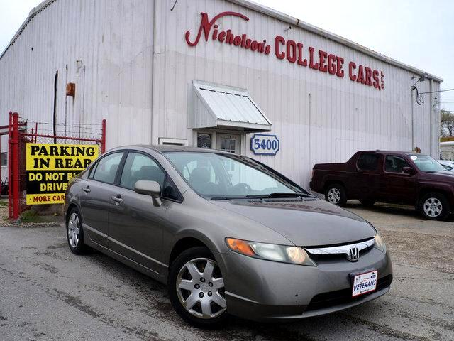 2006 Honda Civic Visit Nicholsons College Cars online at wwwnicholsoncarscom to see more pictures