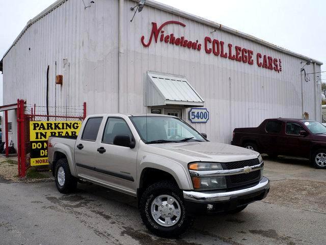 2005 Chevrolet Colorado Visit Nicholsons College Cars online at wwwnicholsoncarscom to see more p