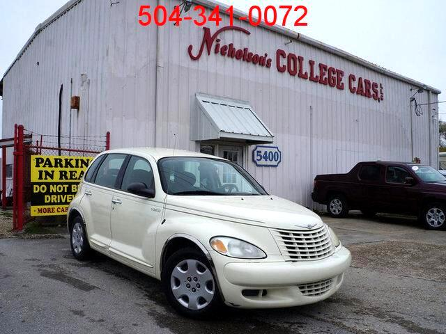 2004 Chrysler PT Cruiser Visit Nicholsons College Cars online at wwwnicholsoncarscom to see more