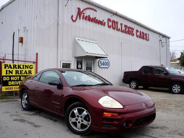2003 Mitsubishi Eclipse Visit Nicholsons College Cars online at wwwnicholsoncarscom to see more p