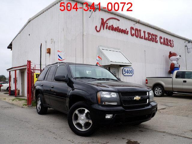 2008 Chevrolet TrailBlazer Visit Nicholsons College Cars online at wwwnicholsoncarscom to see mor