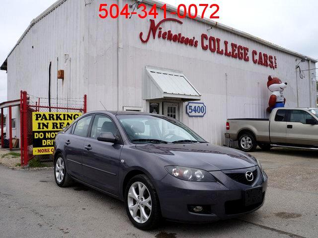 2008 Mazda MAZDA3 Visit Nicholsons College Cars online at wwwnicholsoncarscom to see more picture