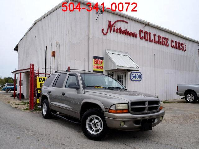 2000 Dodge Durango Visit Nicholsons College Cars online at wwwnicholsoncarscom to see more pictur
