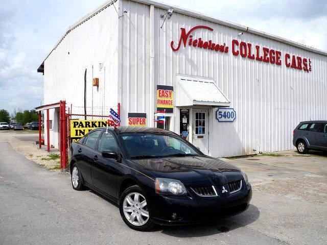 2006 Mitsubishi Galant Visit Nicholsons College Cars online at wwwnicholsoncarscom to see more pi